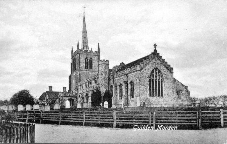 St Mary's Church then