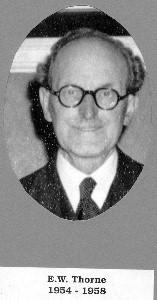 E. W. Thorne