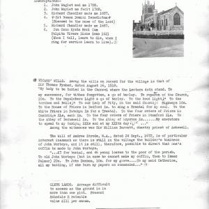Guilden Morden Church p1