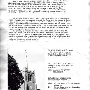 Guilden Morden Church p2