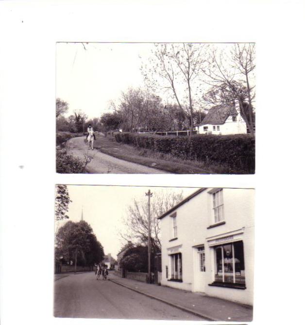 Guilden Morden circa 1974