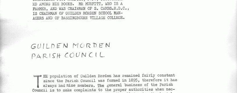 guilden-morden-parish-council-s-chairman