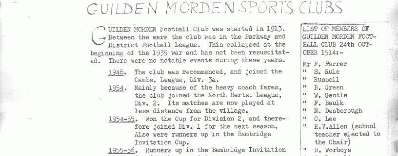 guilden-morden-sports-clubs