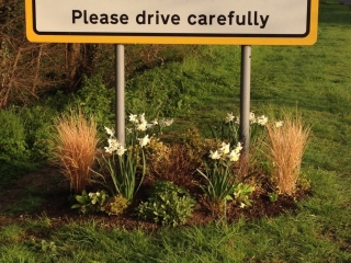 Please Drive Carefully