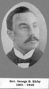 Rev. G. B. Kirby