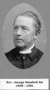 Rev. G. Snashell