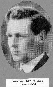 Rev. H. F. Hawkes