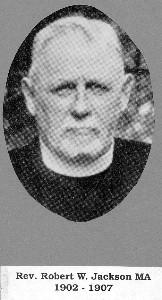 Rev. R. W. Jackson