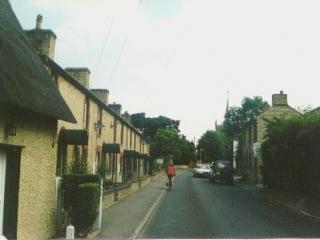 Somborne Cottage, Avenells Terrace & Ivy Cottage now