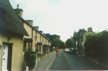 Somborne Cottage, Avenells Terrace & Ivy Cottage now