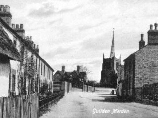 Somborne Cottage, Avenells Terrace & Ivy Cottage then
