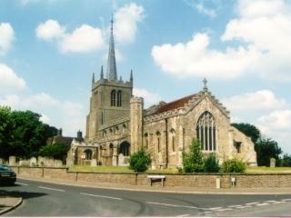 St Mary's Church now