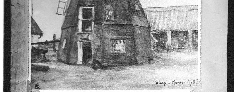 steeple-morden-mill