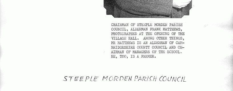 steeple-morden-parish-council-s-chairman