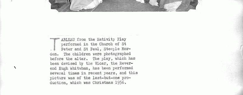 steeple-morden-s-xmas-play-1956