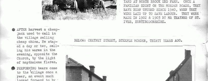 steeple-morden-village-customs-continued