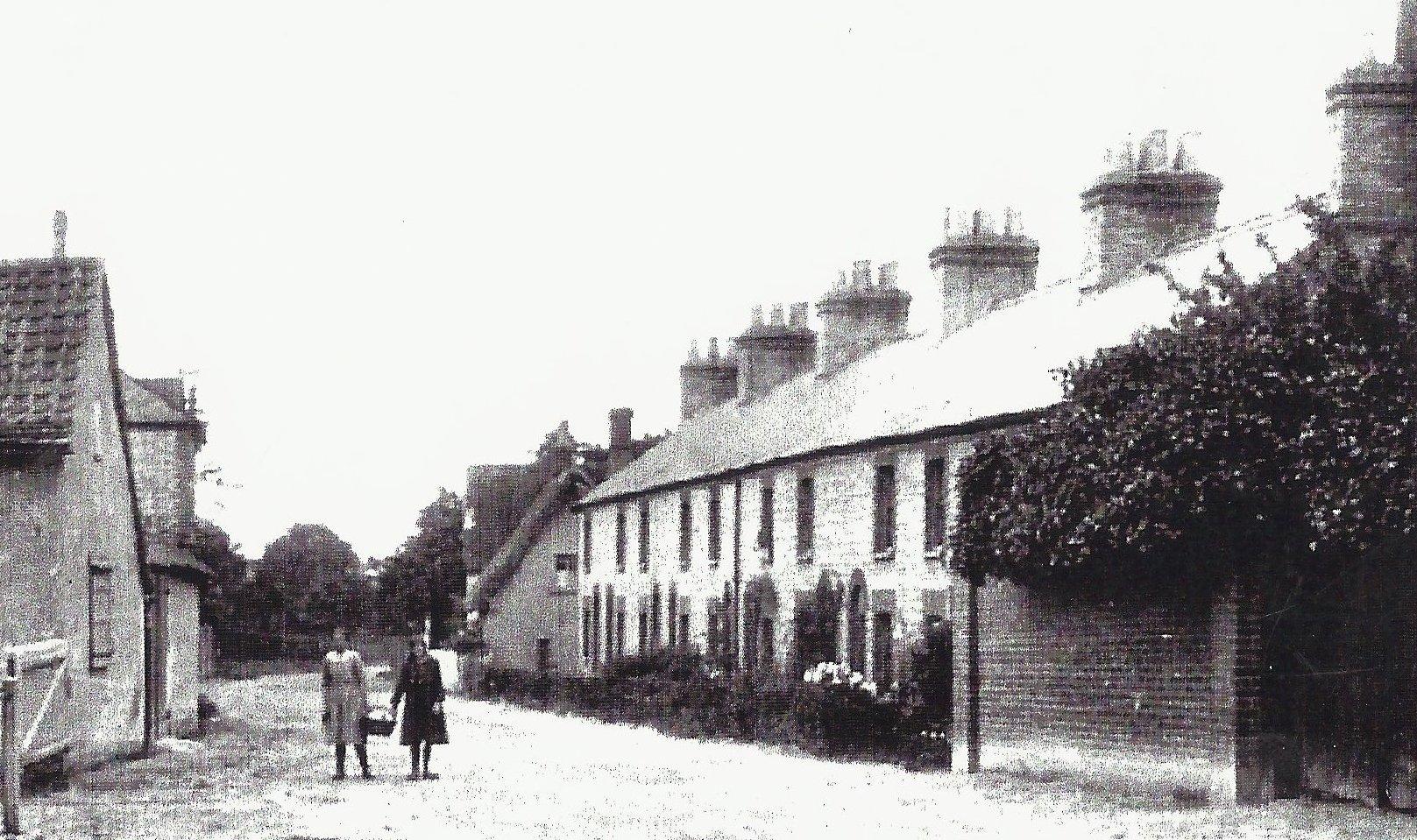 Avenell Terrace Then