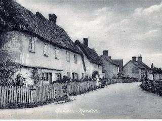 Church Street from Edward VII Then