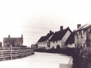 Church Street from near Memorial Then