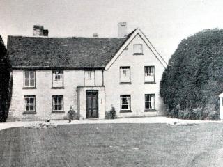 Rectory Farmhouse Then