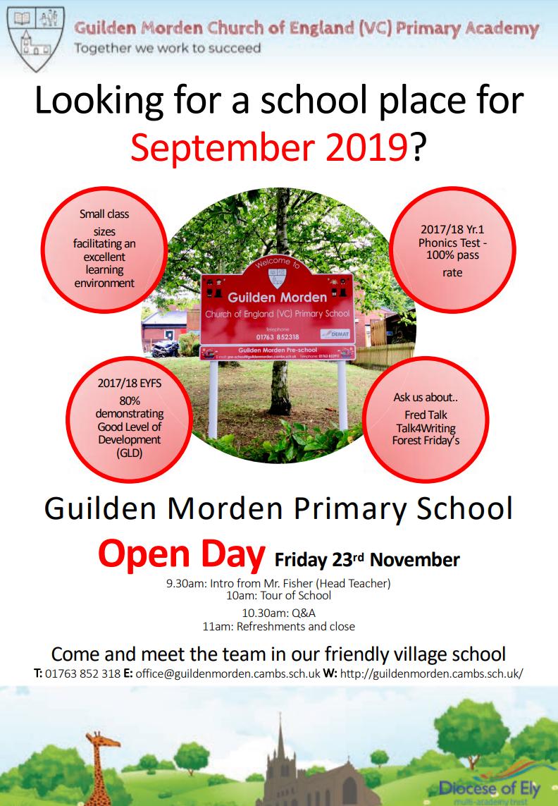 Guilden-Morden-Primary-School